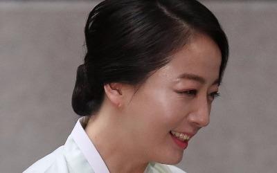 정대선 사장·노현정 전 아나운서, 고 변중석 여사 10주기 참석