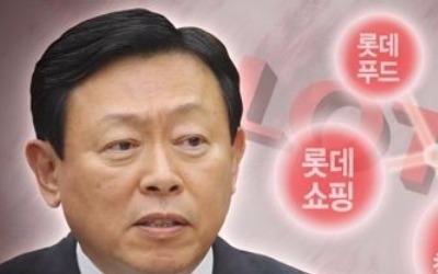 롯데지주 출범… 순환출자고리 끊고 '국적 논란' 벗는다