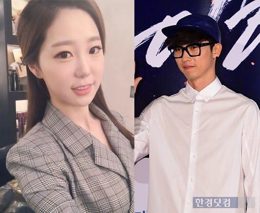 장우혁 김가영 아나운서와 열애설