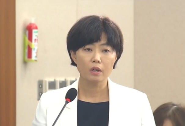 이유정 헌법재판관 후보자_연합뉴스 TV