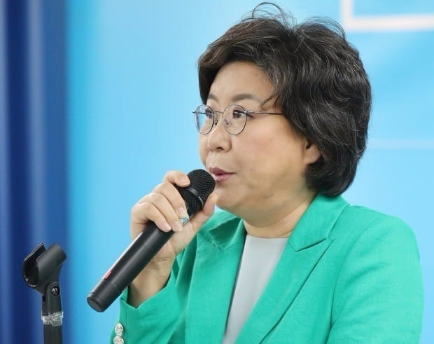 이혜훈 바른정당 대표. (자료 = 한경DB)