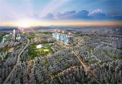 우성건영, 동탄2신도시 핵심상권 상가 동시분양