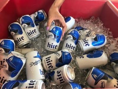 하이트진로, LA다저스 맥주 출시…미국 시장 확대
