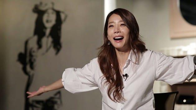 <사람이 좋다>의 배우 오승은(자료 mbc )