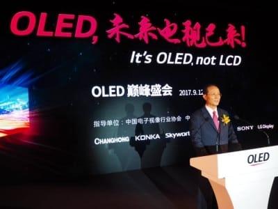 LG디스플레이, 세계 최대시장 中서 OLED 세불리기 나섰다