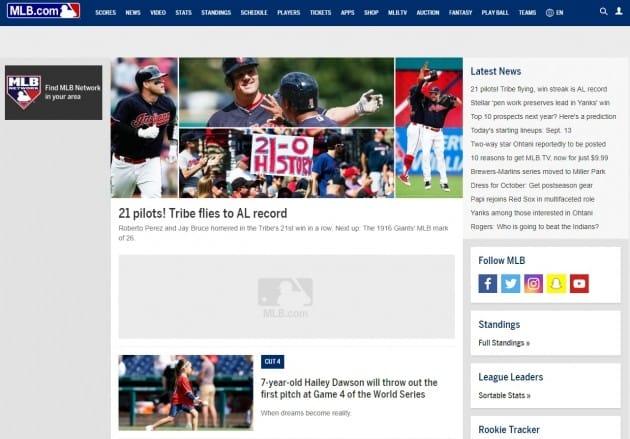 사진=MLB..COM