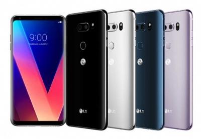 LG V30, 오늘 첫 시험대 오른다…사전예약 돌입