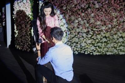 판빙빙-리천 결혼한다 … 프로포즈 사진 동시 게재