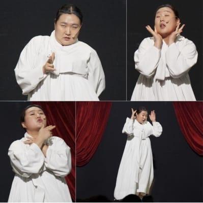 '개그 콘서트' 이수지, 선미 '가시나' 패러디…치명적 매력 발산