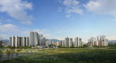 고덕주공3단지 재건축 '고덕 아르테온' 10월 분양