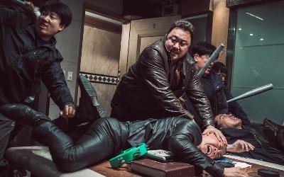 장르가 마동석…완전무결한 오락영화 '범죄도시'