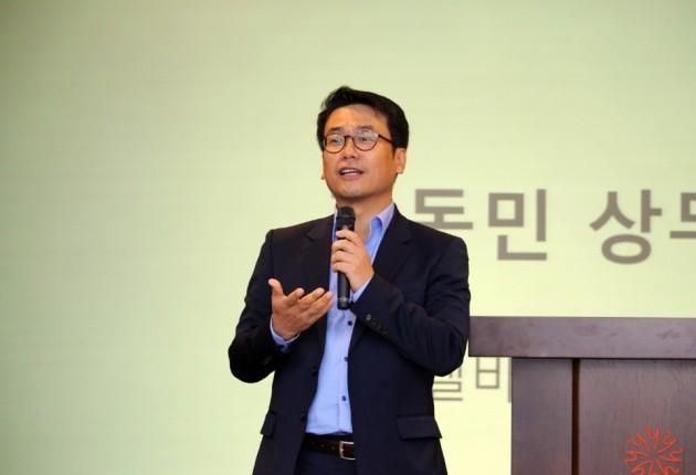 강동민 까스텔바쟉 사업본부장