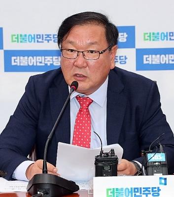 김태년 더불어민주당 정책위의장.