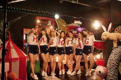'간미연 프로듀싱 걸그룹' 해시태그, 10월 가요계 출격