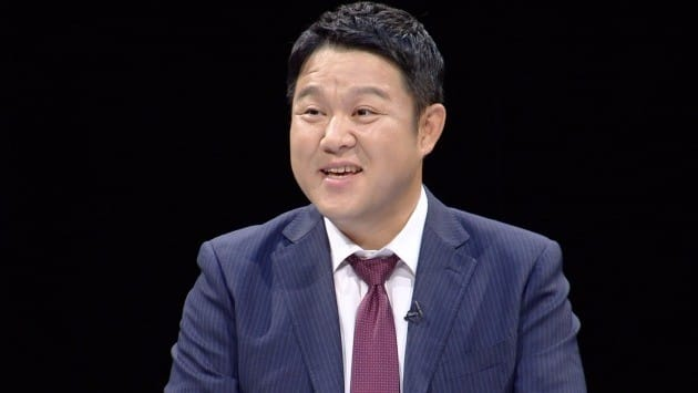 김구라 / JTBC '썰전' 제공