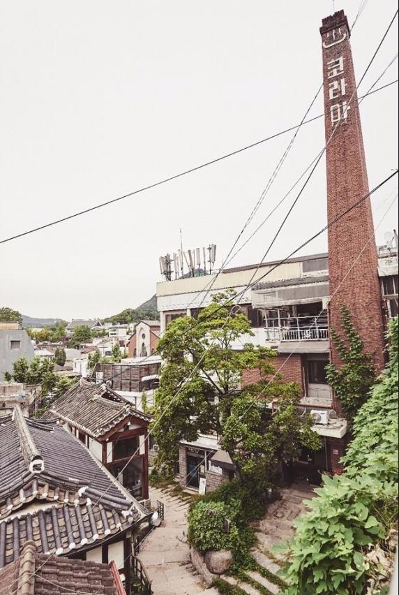 삼청동 코리아 목욕탕_사진 강형신 대표