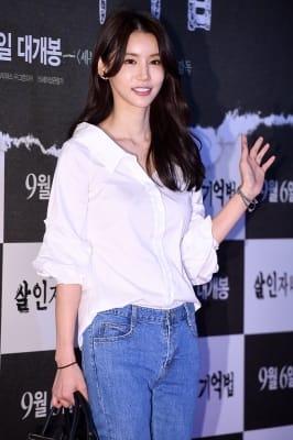오인혜, '오랜만에 보는 얼굴'