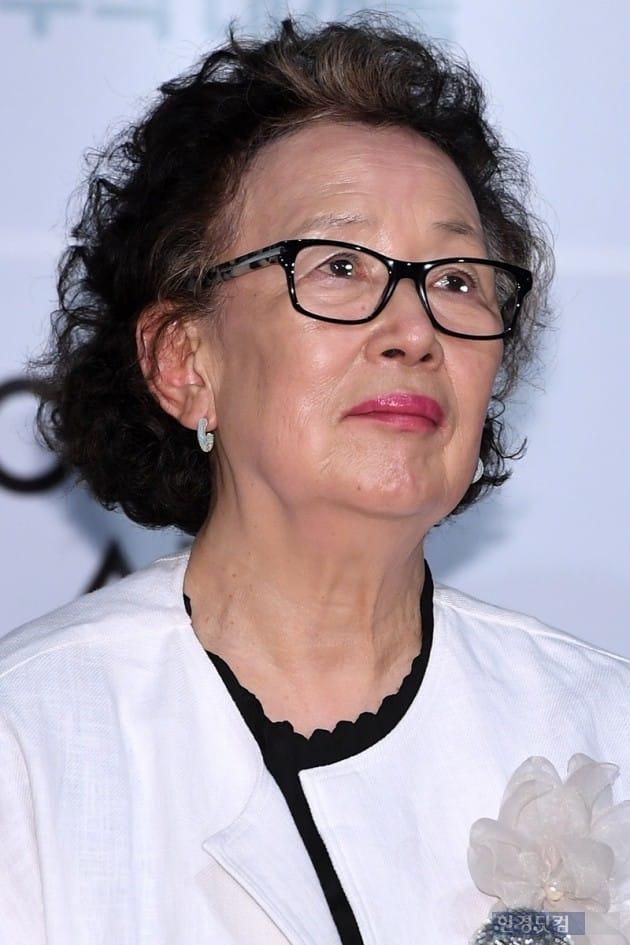 배우 나문희 / 사진=최혁 기자