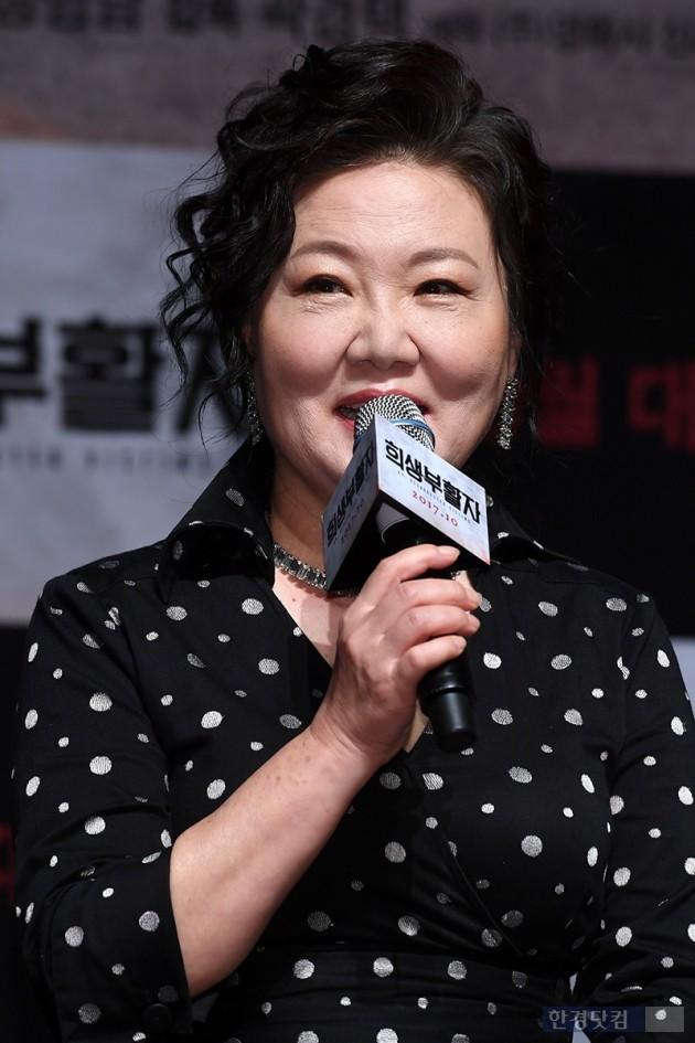 배우 김해숙 / 사진=최혁 기자