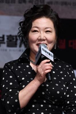 '희생부활자' 김해숙