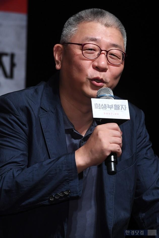 영화 '희생부활자' 곽경택 감독 / 사진=최혁 기자