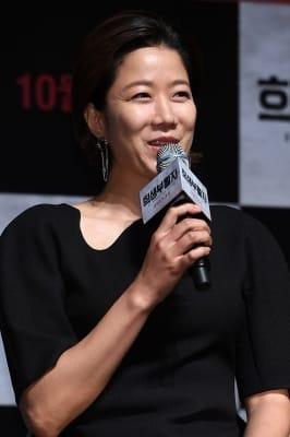전혜진, '국민경찰 맡았어요~'