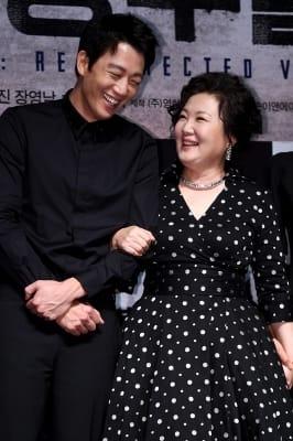 김래원-김해숙, '세 번째 母子케미 기대하세요~'