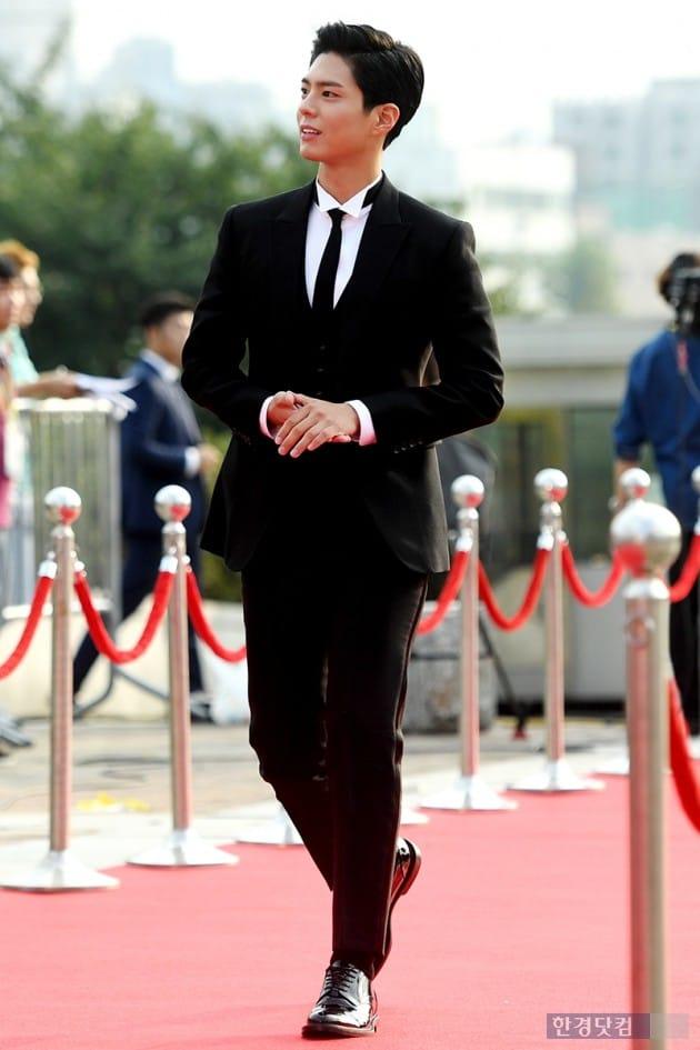 배우 박보검 / 사진=최혁 기자