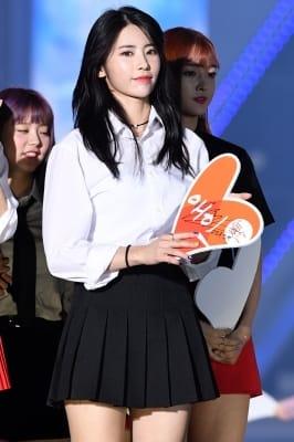 다이아 기희현, '걸크러쉬 미모'(INK콘서트)