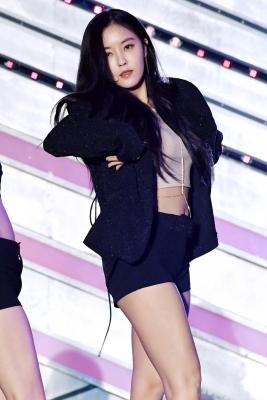 티아라 효민, '남다른 섹시미'(INK콘서트)