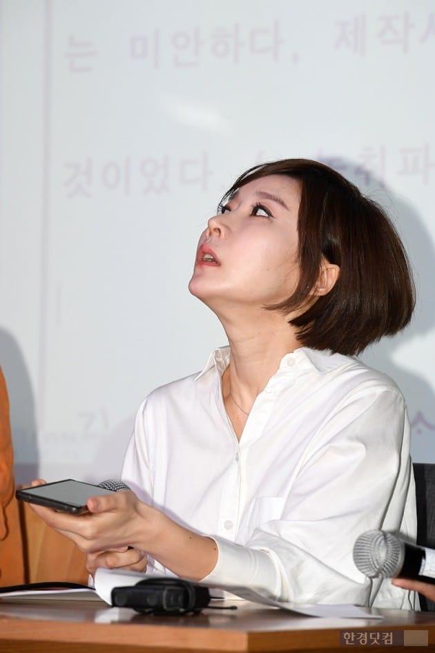 방송인 곽현화 / 사진=최혁 기자