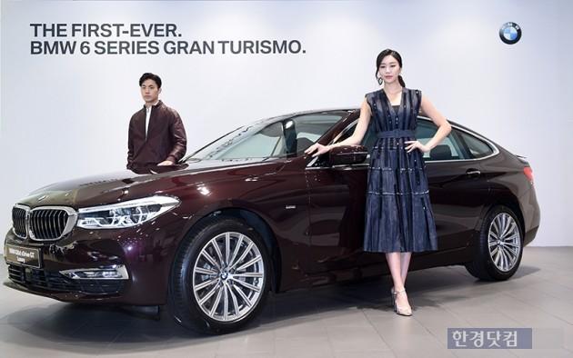 BMW 뉴 6시리즈 그란 투리스모, 사진 / 최혁 기자