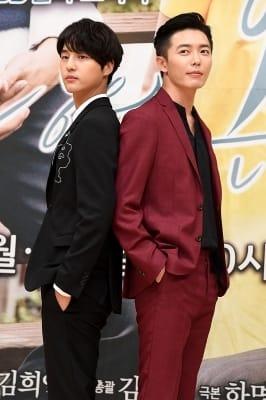 양세종-김재욱, '서로 다른 시크함~'