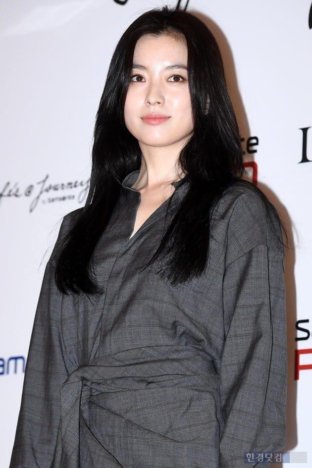 배우 한효주 / 사진=최혁 기자