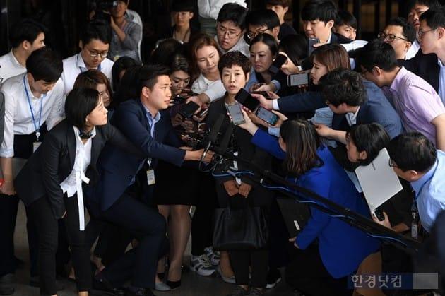 방송인 김미화 / 사진=최혁 기자