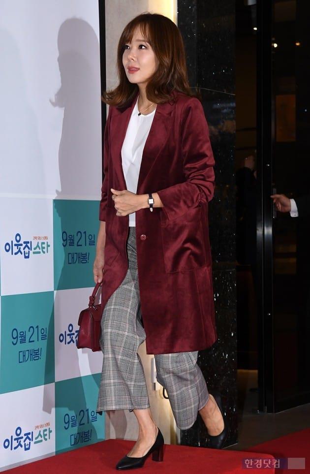 배우 소유진 / 사진=최혁 기자