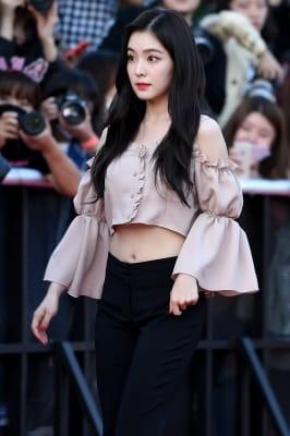 레드벨벳 아이린, '두 눈 번쩍 뜨이게 만드는 예쁨' (소리바다 어워즈)