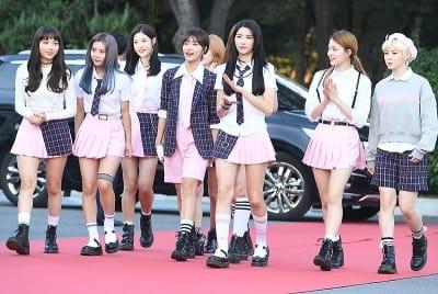 다이아, '사랑스러운 소녀들의 등장~' (소리바다 어워즈)