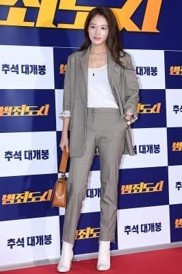 김재경, '완벽한 비율 뽐내며~'