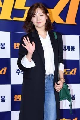박소담, '매력 넘치는 미소~'