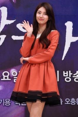 수지, 'SBS 드라마는 처음이랍니다'