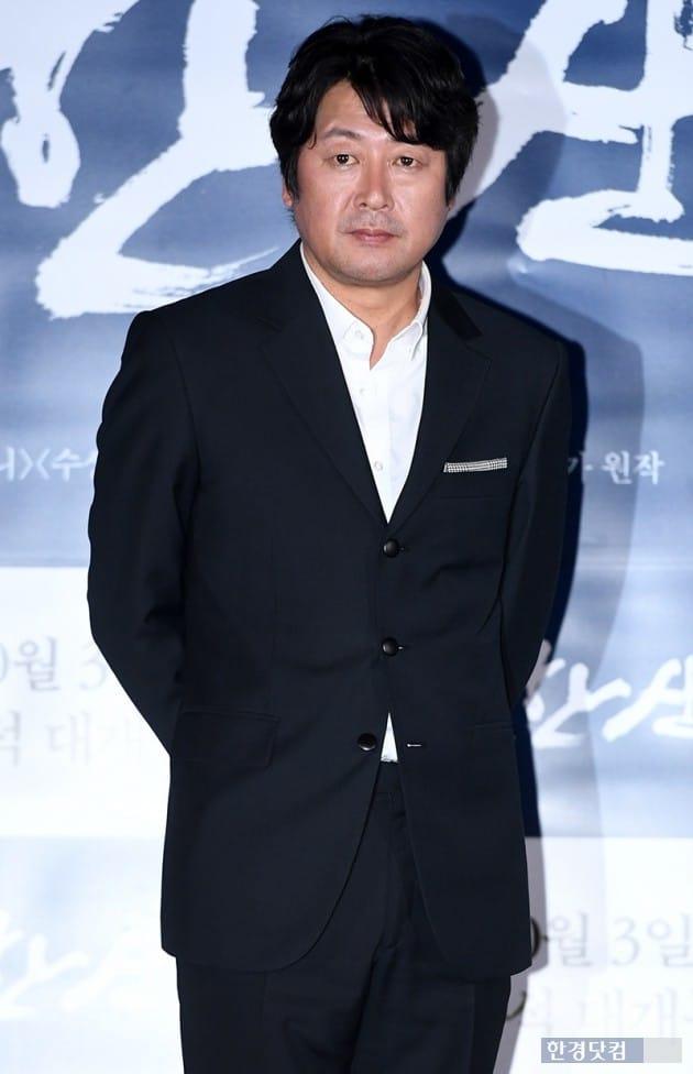 배우 김윤석 / 사진=최혁 기자