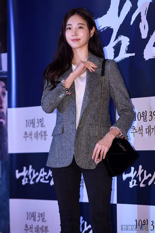 배우 김사랑 / 사진=최혁 기자