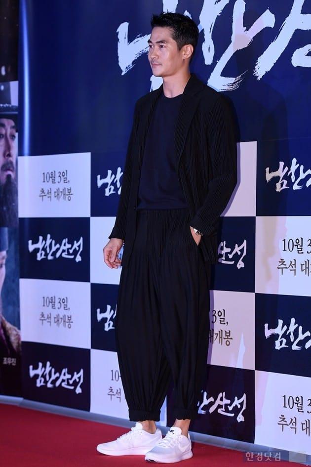 배우 배정남 / 사진=최혁 기자