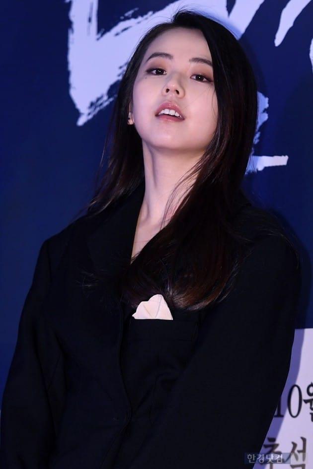 배우 안소희 / 사진=최혁 기자