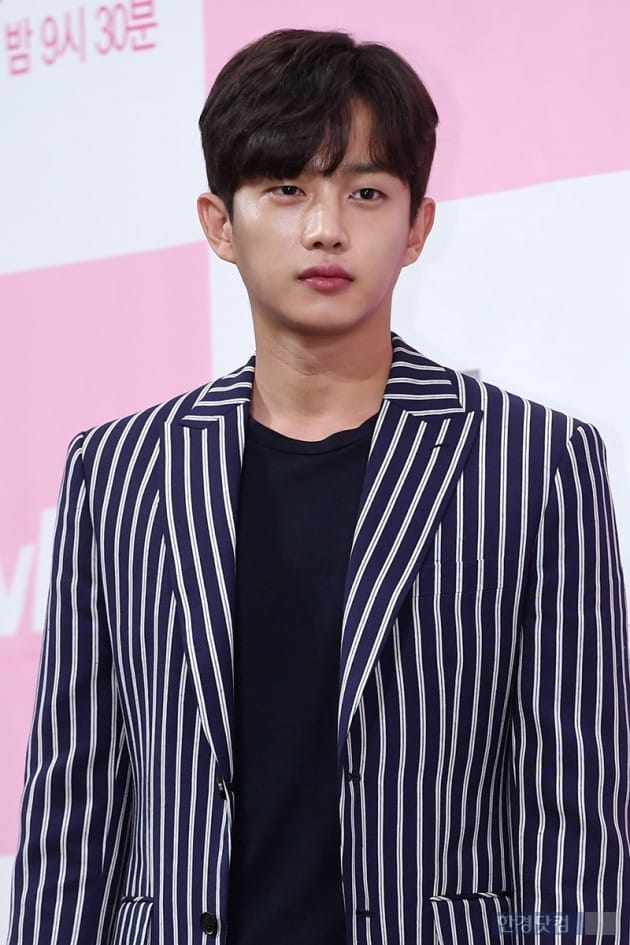 배우 김민석 / 사진=최혁 기자