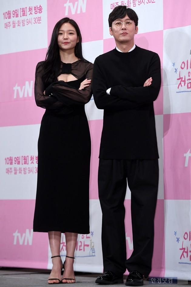 배우 이솜, 박병은 / 사진=최혁 기자