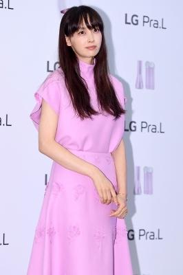 이나영, '감탄을 부르는 눈부신 미모~'