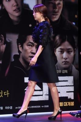 박신혜, '블랙스완처럼 사뿐 사뿐'