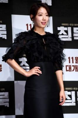 박신혜, '오늘은 블랙 여신'